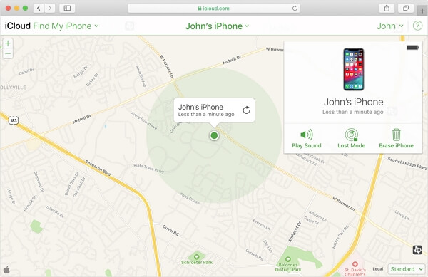 How to Track My Girlfriend Phone Location on the iPhone